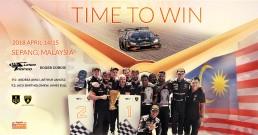 Illustrazione BeWoW Group - Post Gara FFF Racing Team